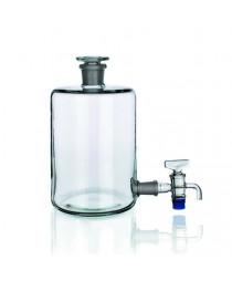 бутыль Вульфа с нижним краном 1000 мл ТС (SIMAX) (2038/1000)