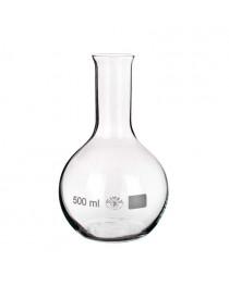 колба плоскодонная (SIMAX) ТС П-2-  500-34 (10/500)
