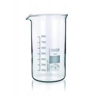 стакан высокий с носиком и градуировкой (SIMAX) ТС 50 мл (153/50)