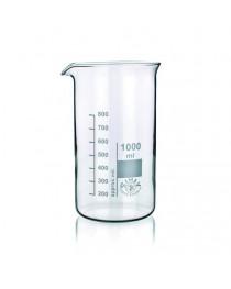 стакан высокий с носиком и градуировкой (SIMAX) ТС 100 мл (153/100)