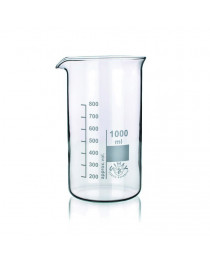 стакан высокий с носиком и градуировкой (SIMAX) ТС 600 мл (153/600)