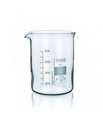 стакан низкий с носиком и градуировкой 400 мл ТС (SIMAX) (155/400)