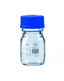 бутыль д/реаг. с винтовой крышкой и градуировкой 100 мл ТС (SIMAX) (2070/M/100)
