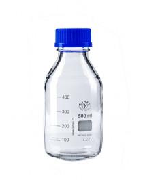 бутыль д/реаг. с винтовой крышкой и градуировкой 500 мл ТС (SIMAX) (2070/M/500)