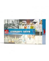 кислота янтарная стандарт-титр (уп. 10 ампул) флаконы, Харьковреахим