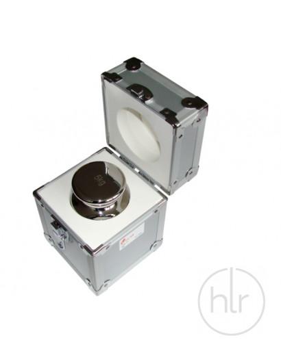 Гиря калибровочная, 5 кг М1 (4 кл.т.), в алюминиевом боксе, ULAB