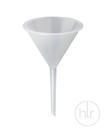 воронка лабораторная п/пропилен  V=100 мл, D=81 мм (Kartell) (150)