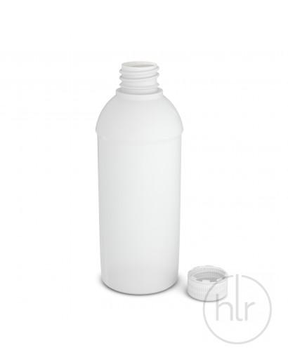 Бутылка техническая, 1000 мл, ПЭВД с крышкой ПЭ