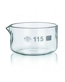 """чаша кристаллизационная с носиком 650 мл, """"SIMAX"""" (175/650)"""