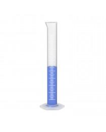Цилиндр мерный с носиком и объемной градуировкой 2000 мл (ПП) «Labexpert»