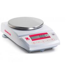 Весы прецизионные, РА2102, 2100г/0,01г, внешняя калибровка, ЖК-дисплей, OHAUS