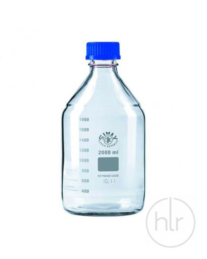 бутыль д/реаг. с винтовой крышкой и градуировкой 20000 мл ТС (SIMAX) (2070/M/20000)