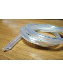 Трубка соединительная медицинская ПВХ (ПХВ) 10х1,5 мм