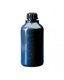 бутыль п/этиленовый с узким горлом темный 2000 мл, (Kartell) (3261)