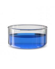 чашка кристаллизационная без носика D=150х90 мм