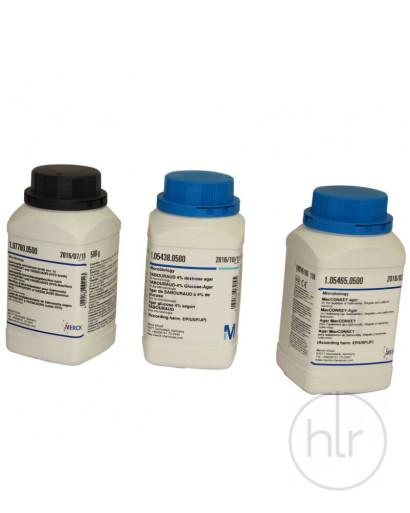 вода пептонная буферная, для микробиологии (25,5 г/л), (107228), Мерк