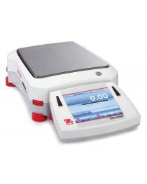 Весы прецизионные, EХ10202, 10200г/0,01г, автоматическая внутренняя калибровка, сенсорный дисплей, OHAUS