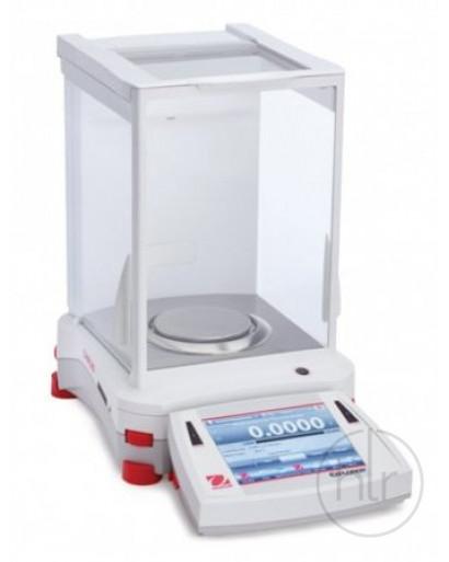 Весы прецизионные, EX623, 620г/0,001г, автоматическая внутренняя калибровка, сенсорный дисплей, OHAUS