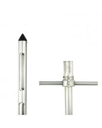 Пробоотборник алюминиевый 3,0 м, Д=35 мм