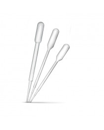 пипетка Пастера 3 мл стерильная (полиэтилен) (Kartell) (334)