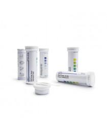 тест на перуксусную кислоту, 100-500 мг/л, (110001), Мерк 100 полосок/уп.