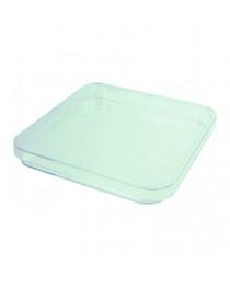 чашка Петри квадратные 120х120 mm (Kartell) (369)
