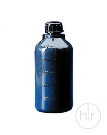 бутыль п/этиленовый с узким горлом темный  250 мл, (Kartell) (3231)