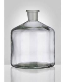 бутыль 2 л для реактивов к бюреткам, светлое стекло, Чехия (2100/В/2000)