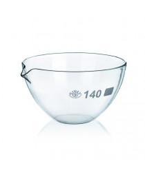 "чаша испарительная плоскодонная 600 мл, ""SIMAX"" (179/600)"