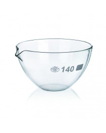 "чаша испарительная плоскодонная 320 мл, ""SIMAX"" (179/320)"