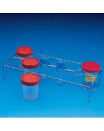 Штатив для защитного контейнера, н/с, 145х322х60 (570) Kartell