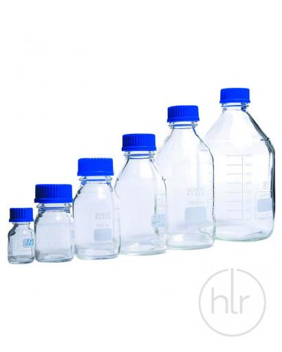 бутыль д/реаг. с винтовой крышкой и градуировкой 2000 мл, GL 45 (DURAN, Германия) (218016357)