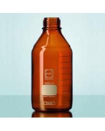 Бутыль для реагентов без крышки, с градуировкой 10000 мл, GL 45, темное стекло (DURAN, Германия) (218068605)