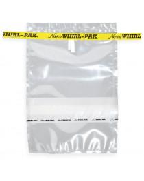 """Пакет для отбора проб, """"вихрь-вертикаль"""", прямостоячий, стерильный, 2041мл, Nasco, 1.8А025"""