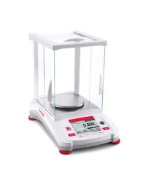 Весы аналитические, EX324/AD, 320г/0,0001г, автоматическая калибровка, сенсорный дисплей, автоматические дверцы, OHAUS