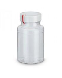 Стерильная емкость для отбора проб ПЭТ 120 мл, с антипенным реагентом