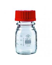 бутыль д/реаг. с винтовой крышкой и градуировкой 100 мл ТС (SIMAX) (2070/R/100)