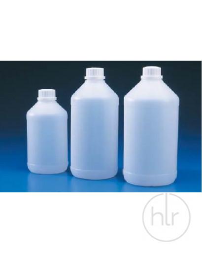 бутыль п/этиленовый с узким горлом светлый 100 мл, с контролем вскрытия (Kartell) (15701)