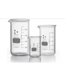 стакан высокий с носиком и градуировкой 800 мл (DURAN, Германия) (211165303)
