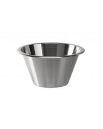 чашка лабораторная высокая, нерж. ст. 18/10, Bochem, Германия 285х145 мм, V= 6 л (8608)
