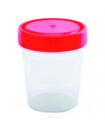 """контейнер для биологических проб  (стерильная) в инд. упак. ПП 150 мл """"Kartell"""" (5641)"""
