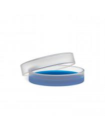 Чашка Петри D=90 пластм. стерильные, без вентиляции (в упаковке 20 шт.) (29162), Италия