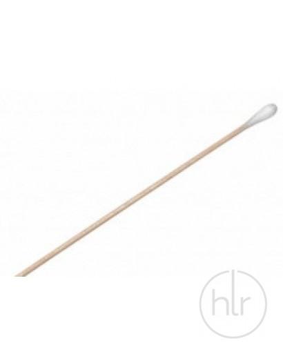 Аппликатор (деревянная палочка с ватной намоткой) стерильный,150 мм, Италия (26075)