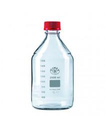 бутыль д/реаг. с винтовой PBTB (красной) крышкой и град 5000 мл ТС (SIMAX) (2070/R/5000)