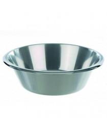 чашка кристаллиазационная с плоским дном, нерж. ст. 18/10, Bochem, Германия V=250 мл, 85х45 (8561)