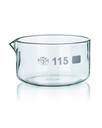 """чаша кристаллизационная с носиком 380 мл, """"SIMAX"""" (175/380)"""