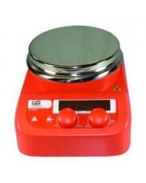 6263410. Магнитная мешалка с нагревом и термодатчиком uniSTIRRER 3 (LLG)
