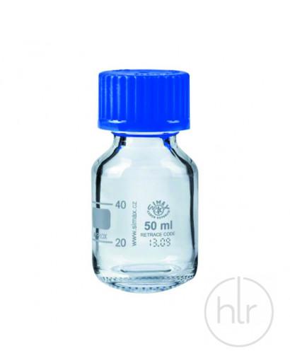 бутыль д/реаг. с винтовой крышкой и градуировкой 50 мл ТС (SIMAX) (2070/M/50)