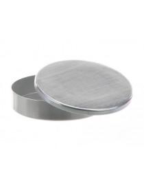 бюкс алюминиевый  d=60 мм h=20 mm, Германия, Bochem (8760)