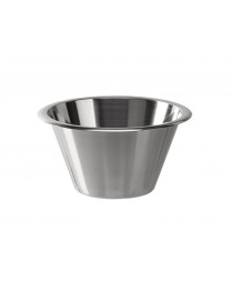 чашка лабораторная высокая, нерж. ст. 18/10, Bochem, Германия 310х180 мм, V= 9 л (8610)